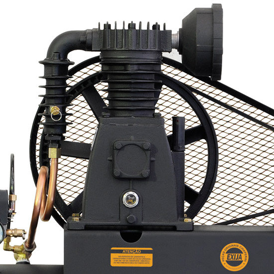 Compressor de Ar Chiaperini 150 litros - 10 Pés