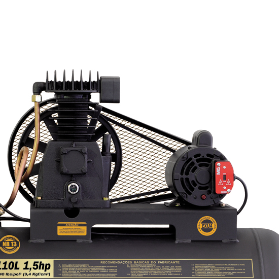 Compressor de Ar Chiaperini 110 litros - 6 Pés