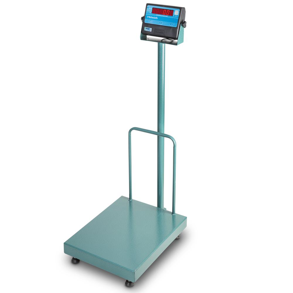 Balança de Piso Micheletti Eletrônica 300 KG