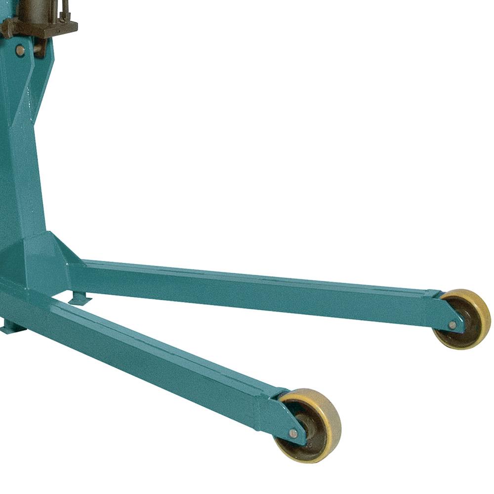 Guincho Hidráulico Compacto 2 Ton com Prolongador