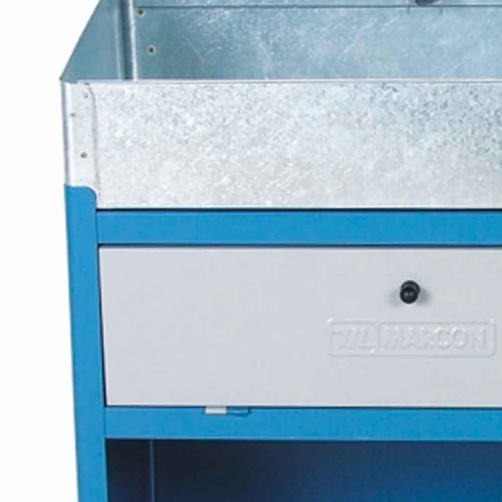 Lavadora de Peças com Eletrobomba LP7 220v