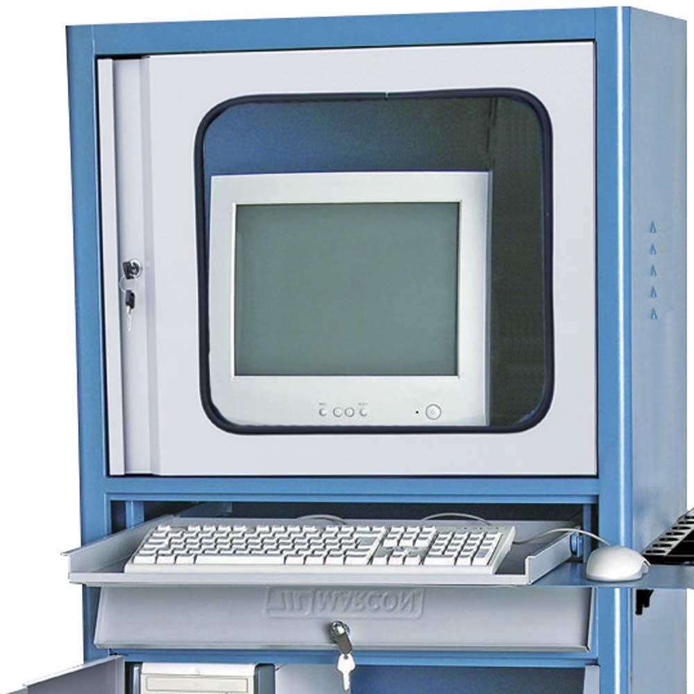 Rack Fechado para Computador CR 29