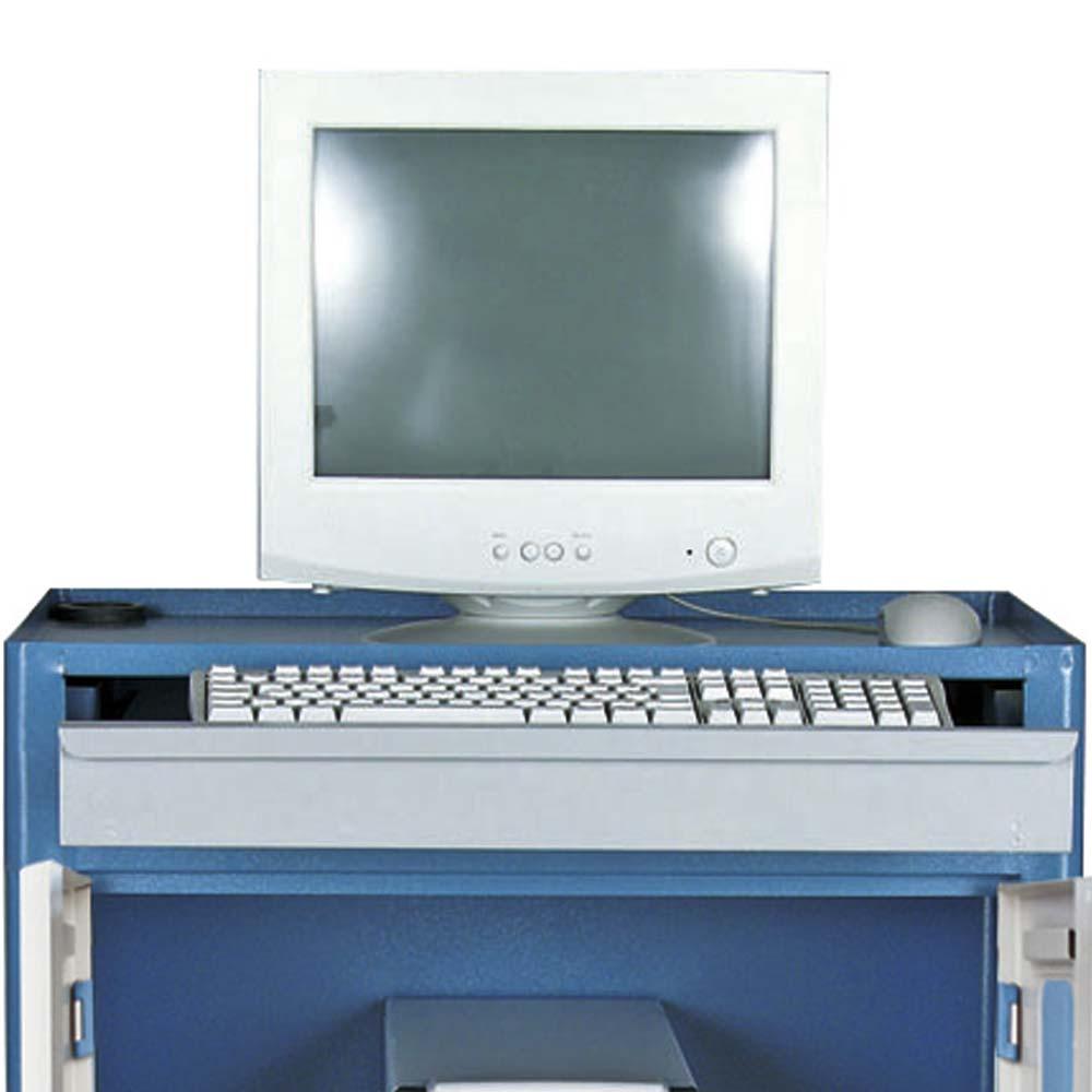 Rack para Computador CR 45 Gabinete Fechado