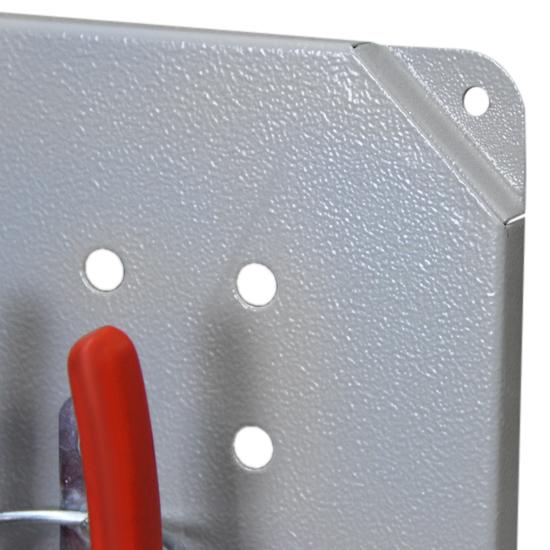 Painel em Chapa Perfurada PM-P 640mm
