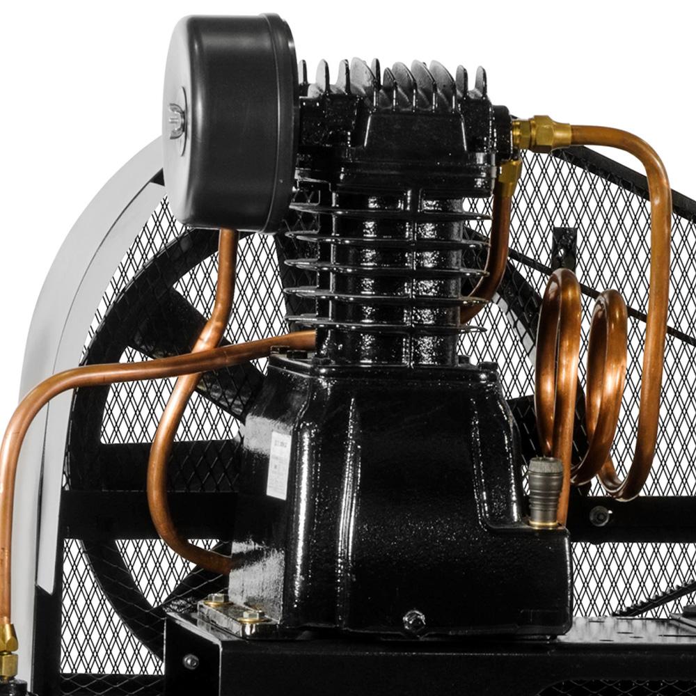 Compressor de Ar Industrial Alta Pressão Schulz 250 litros - 25 pés
