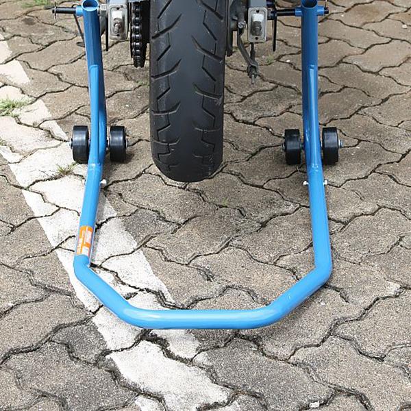Cavalete de Suspensão Traseira de Motos 600 Kg