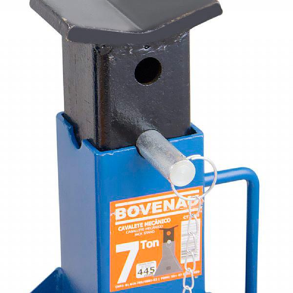Cavalete Mecânico para 7 Toneladas (Par) - CT-7000