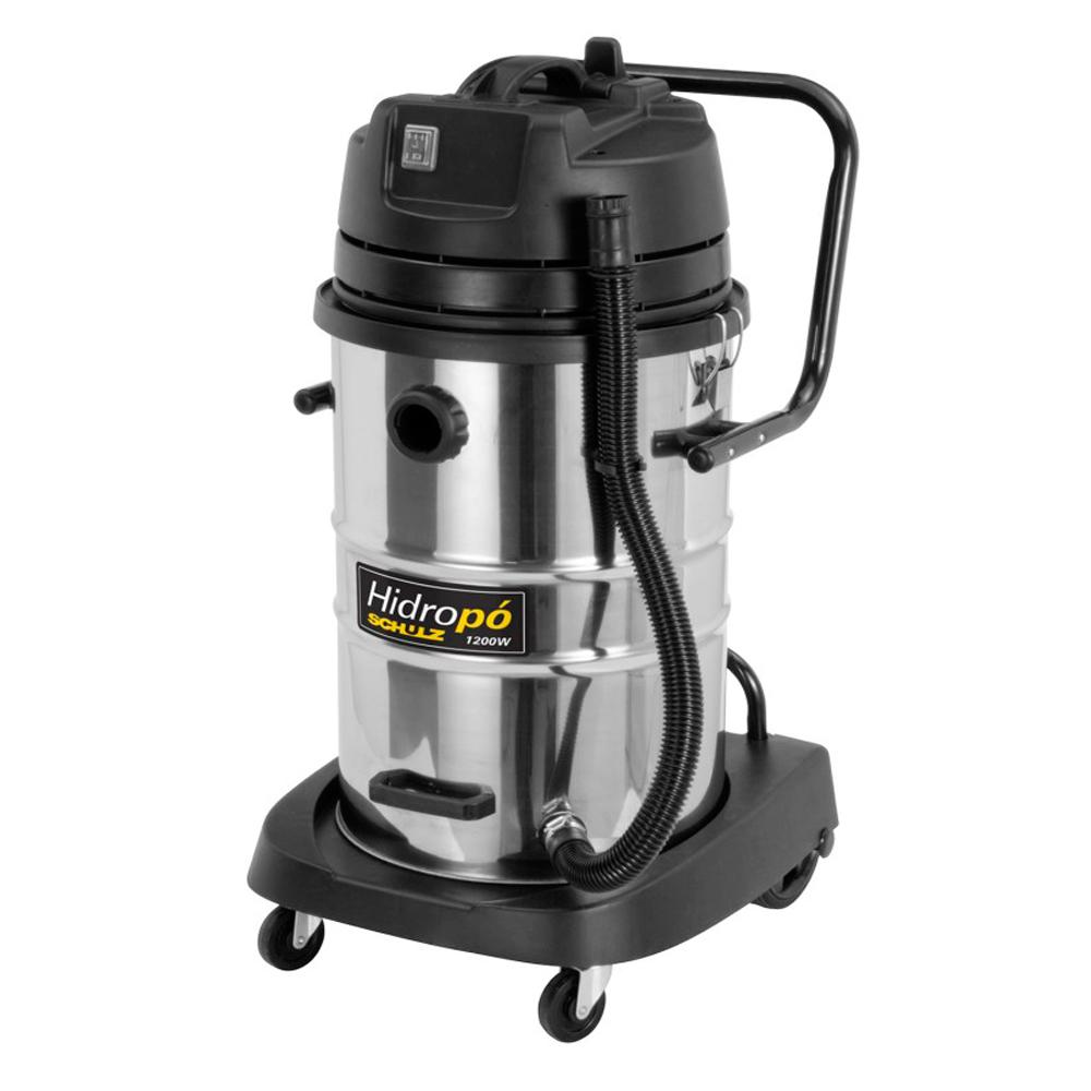 Aspirador de Água e Pó - hidropó - 1200W 50 Litros