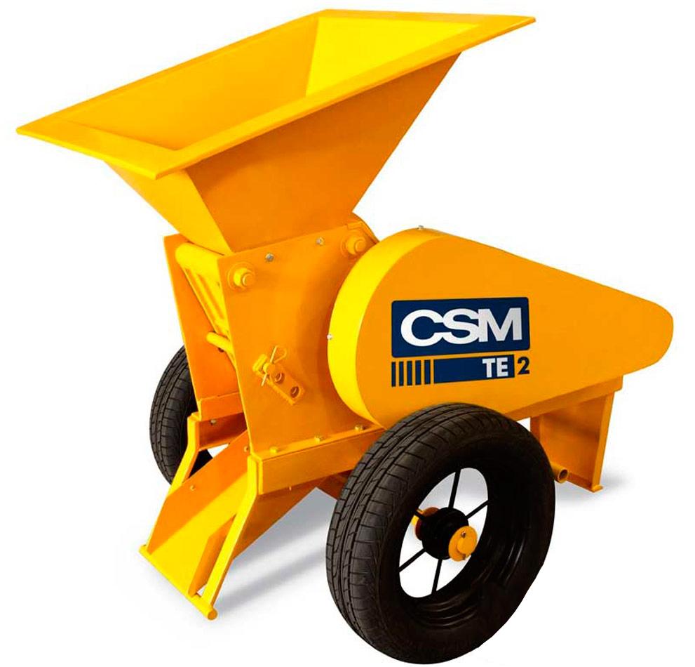 Triturador de Entulhos CSM 3 HP