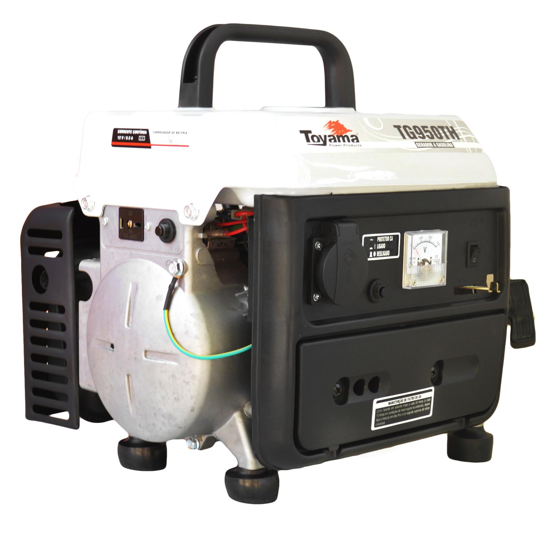 Gerador de Energia à Gasolina Toyama 0.7 KVA