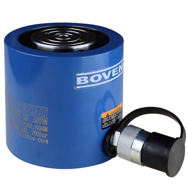 Cilindro Hidráulico Simples Ação 100 Ton CC 100057
