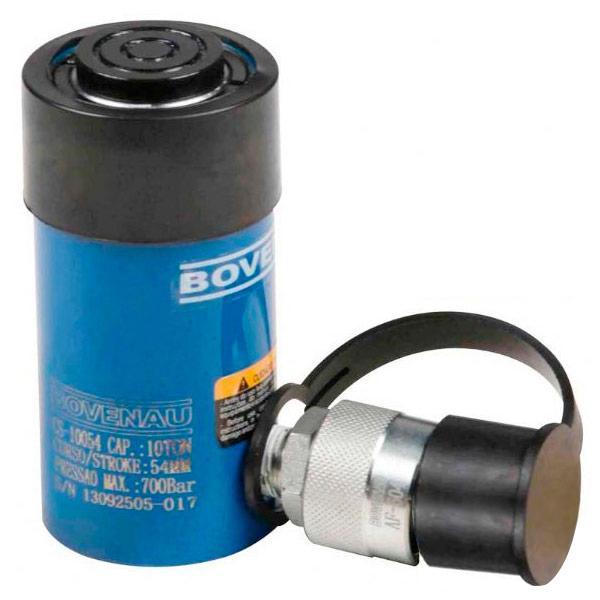 Cilindro Hidráulico Simples Ação 10 Ton CS 10156