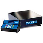 Balan�a de Bancada 50 Kg Toledo 2090 Carbono indicador 9091AC