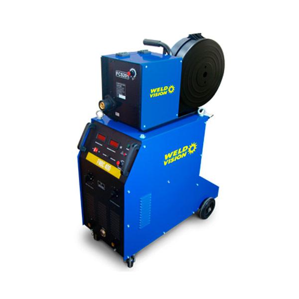 Máquina de Solda MIG FNBC 400 380v