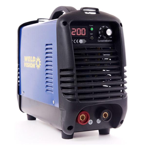 Inversora de Solda 200A 220v