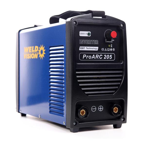Inversora de Solda Pro Arc 205 220v