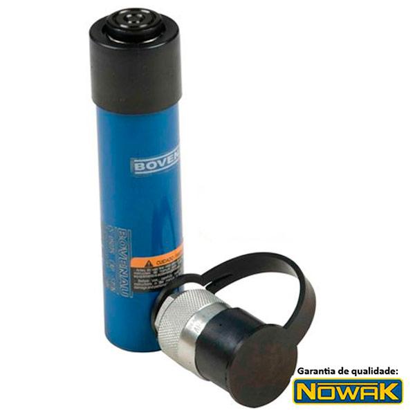 Cilindro Hidráulico Simples Ação 5 Ton CS05075