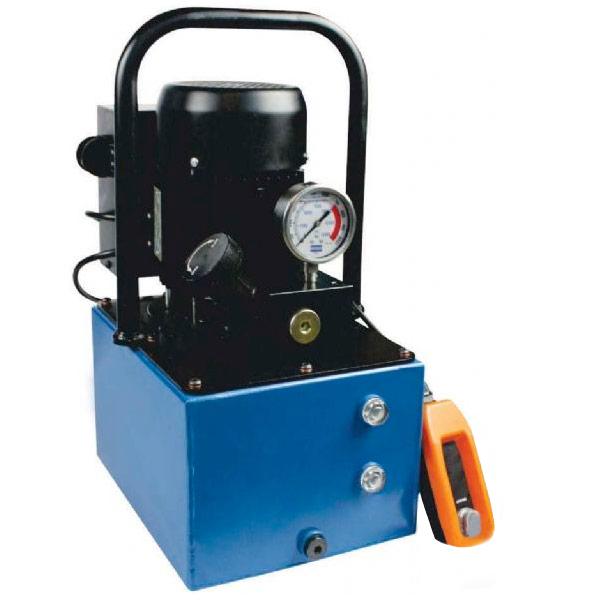 Bomba Hidraulica Motorizada Simples Ação 5 Litros