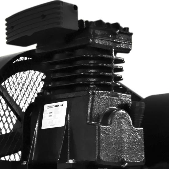 Compressor de Ar Schulz 200 litros - 15 Pés