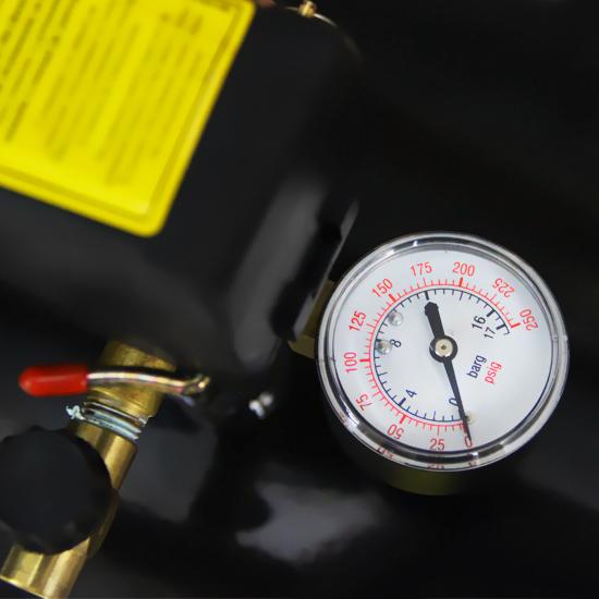 Compressor de Ar Schulz 200 litros - 15 P�s