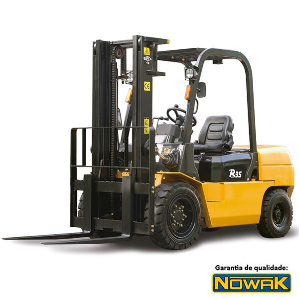 Empilhadeira à Diesel - 3500 KG