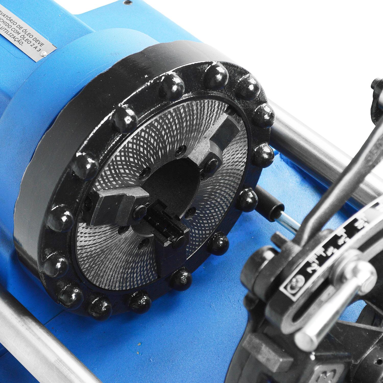 Rosqueadeira Elétrica para Tubos 1/2 à 2 pol - Rosca BSP