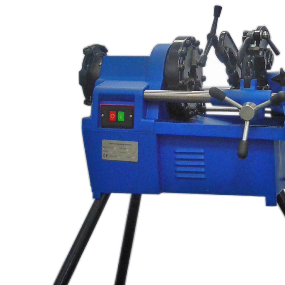 Rosqueadeira Elétrica para Tubos 1/2 à 2 pol - Rosca NPT