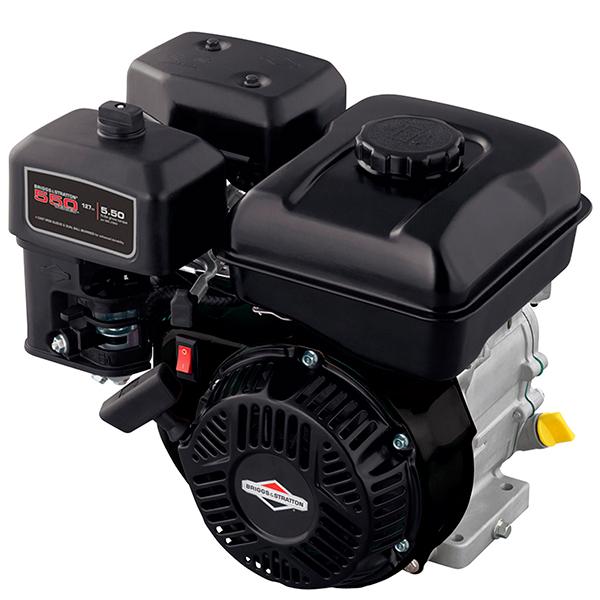 Motor Horizontal à Gasolina Briggs 6.5 HP