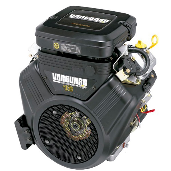 Motor Vanguard Horizontal à Gasolina Briggs 18 HP