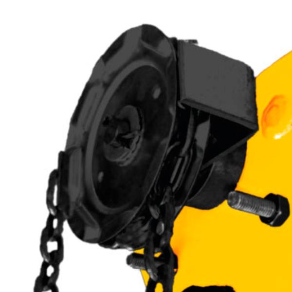 Trolley Mecânico 20 Toneladas - Koch