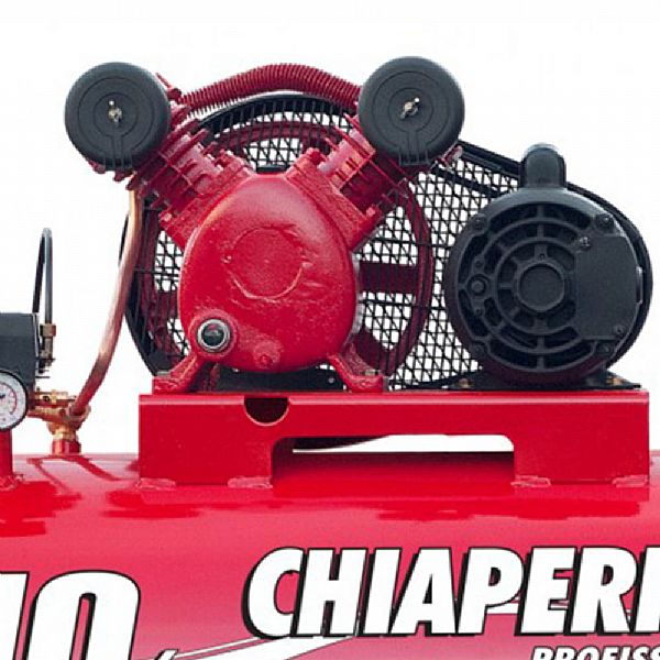 Compressor de Ar Chiaperini 100 litros - 10 Pés