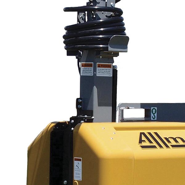 Torre de Iluminação Móvel Allmand - Motor Kohler 7,5 kW