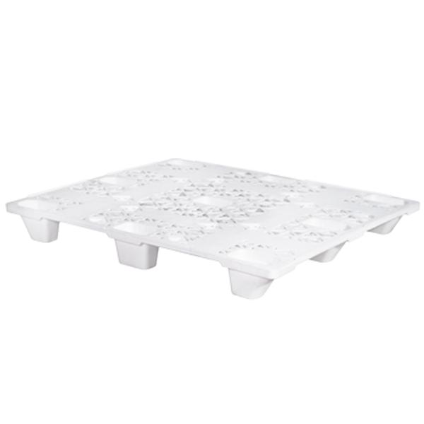 Pallet de Plástico 1210 Multi Branco