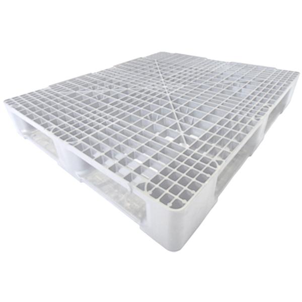 Pallet de Plástico 1210-6 Branco