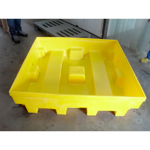 Pallet de Conten��o de Plastico 1313-4
