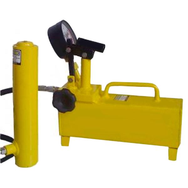 Conjunto Hidráulico com Manômetro 10 Ton