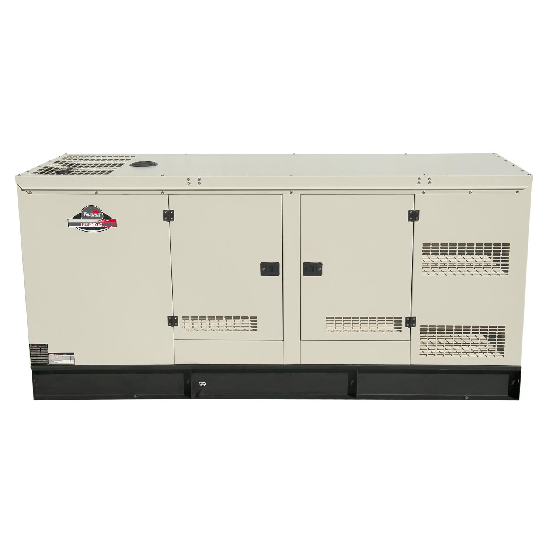 Gerador de Energia à Diesel Silencioso Toyama 62.5 KVA