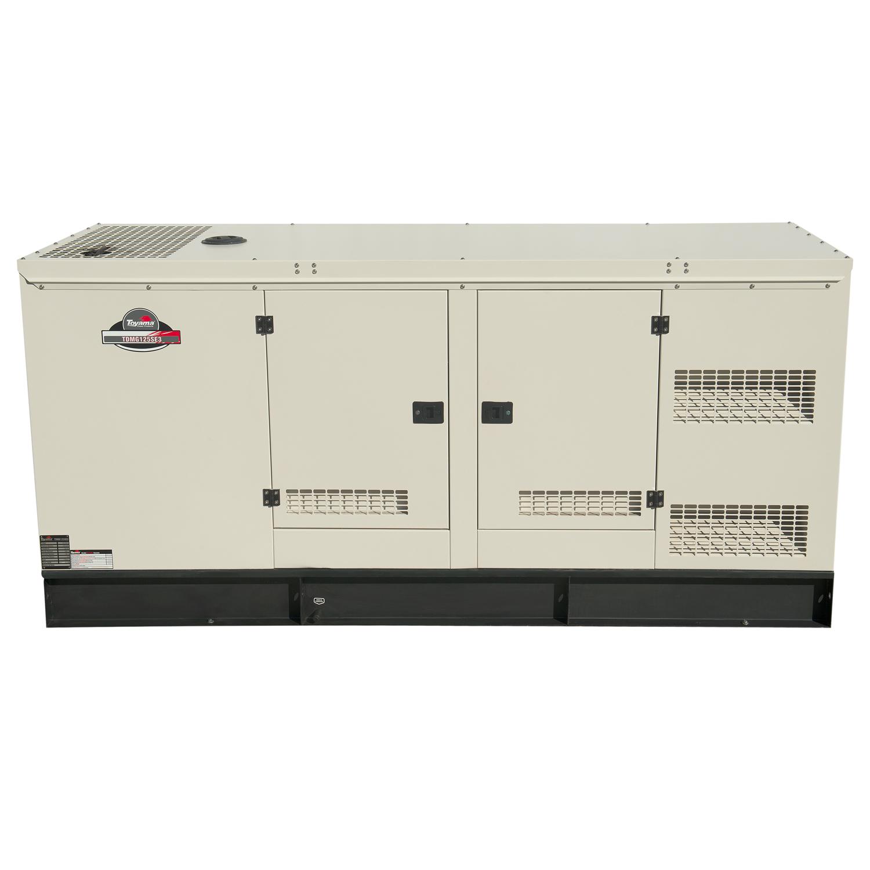 Gerador de Energia à Diesel Silencioso Toyama 125 KVA