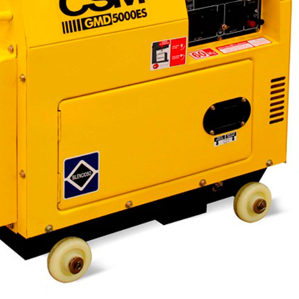 Gerador de Energia à Diesel CSM 4 KVA