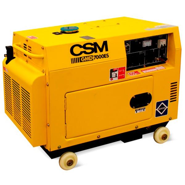 Gerador de Energia à Diesel CSM 5.5 KVA