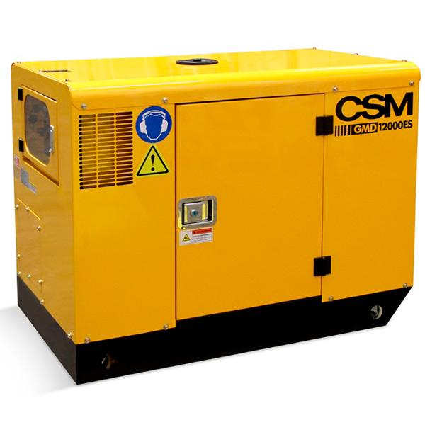 Gerador de Energia à Diesel CSM 10 KVA