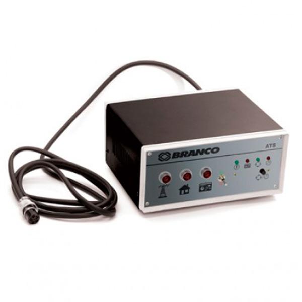 Quadro de Transferência Automática Branco BD 8000 E3 380V 5 PINOS