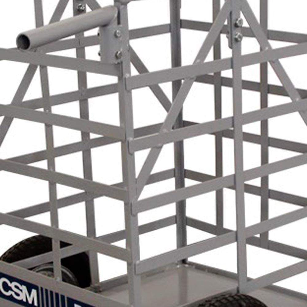 Carro Porta Blocos CSM 200 KG