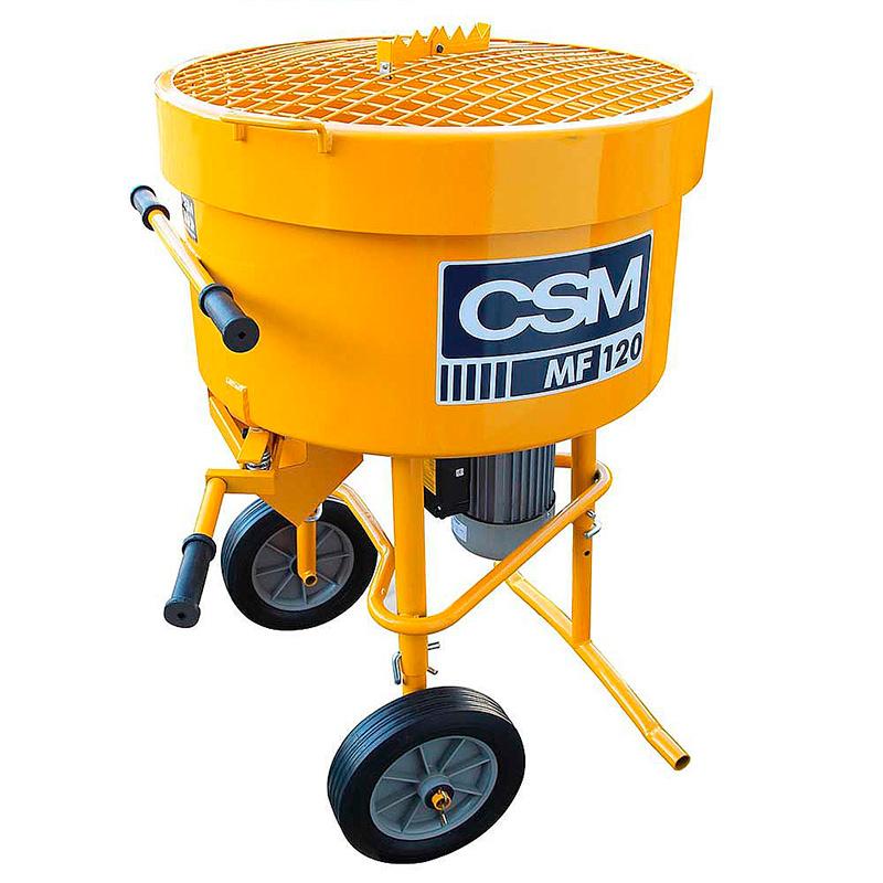 Misturador de Argamassa e Concreto CSM 60 Litros