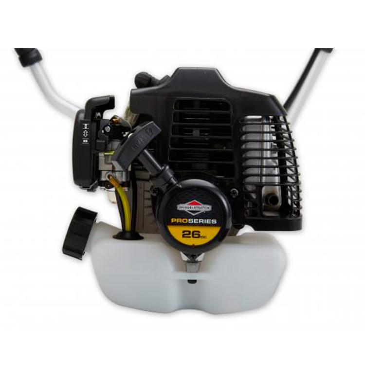Roçadeira à Gasolina Briggs 0.9 HP Pro 26 cc