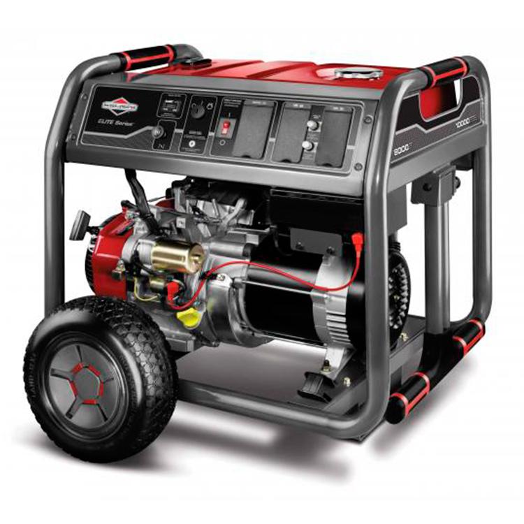 Gerador de Energia à Gasolina Briggs Stratton 10 KVA