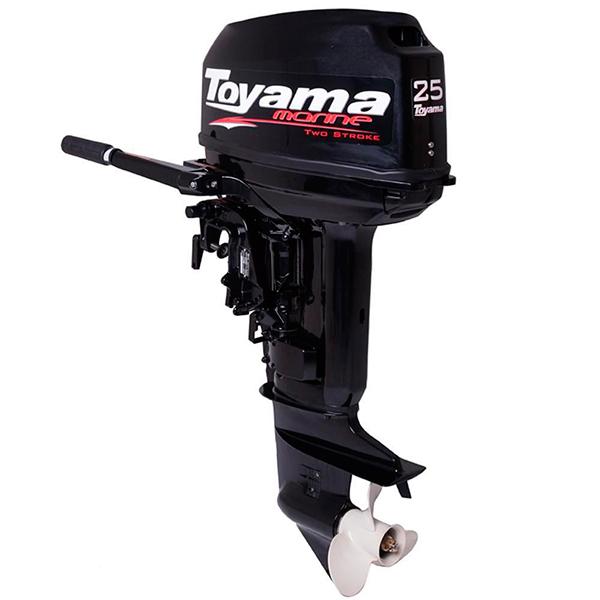 Motor de Popa Toyama 25 HP