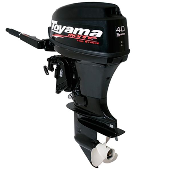 Motor de Popa Toyama 39.9 HP