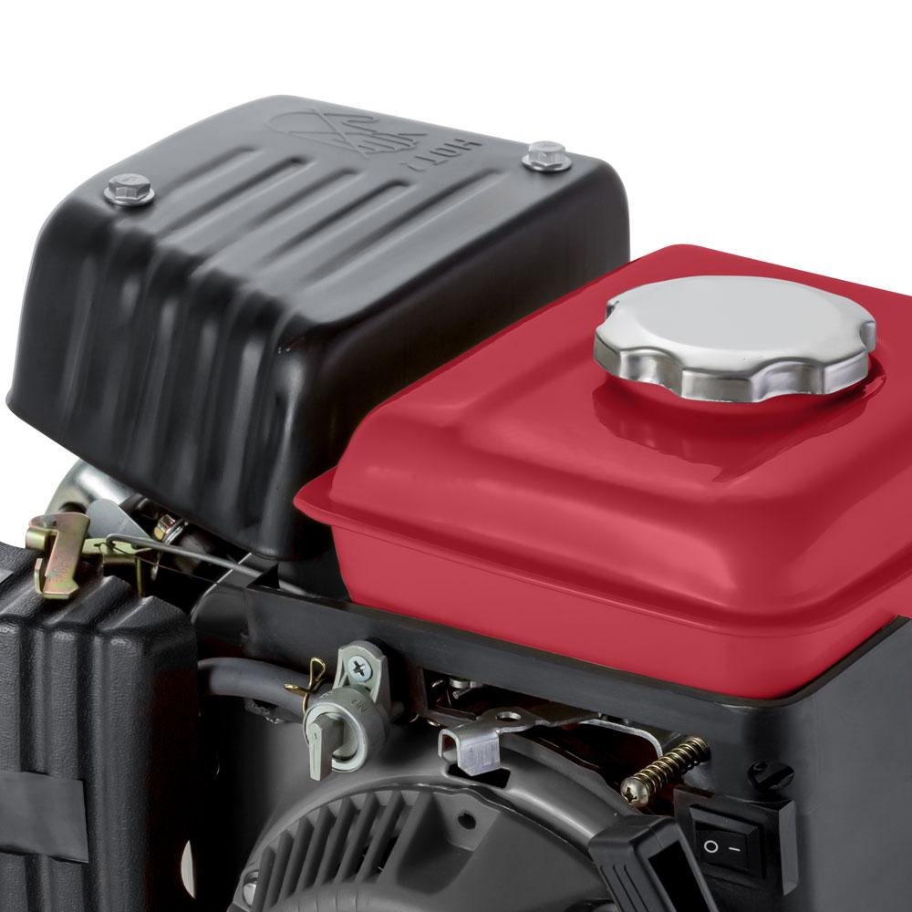 Motor Horizontal à Gasolina Branco 2.8 HP