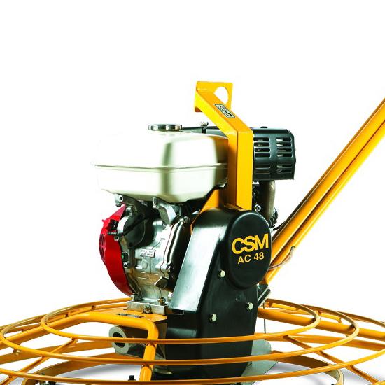 Alisadora de Concreto à Gasolina CSM 9 HP